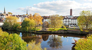 Shrewsbury the Birthplace of Darwin | by Jim Roberts Gallery