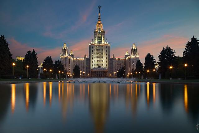 RUS67537 - Moscow University