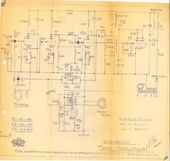Garrard TechEng Suggested Tape Amplifier 090260