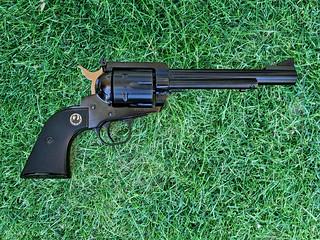 Ruger Blackhawk .44 Magnum 6.5 Barrel | by J Danley