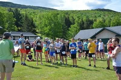 2018 - There's A Black Fly in My Eye 10 Mile Trail Race & Relay