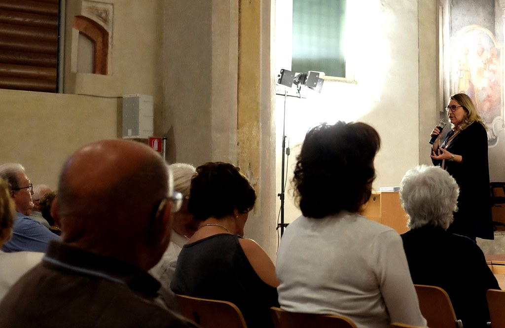 CHIUSURA DELL'ANNO ACCADEMICO PER L'UNIVERSITA' DEL TEMPO LIBERO  13 GIUGNO 2018  Foto A. Artusa
