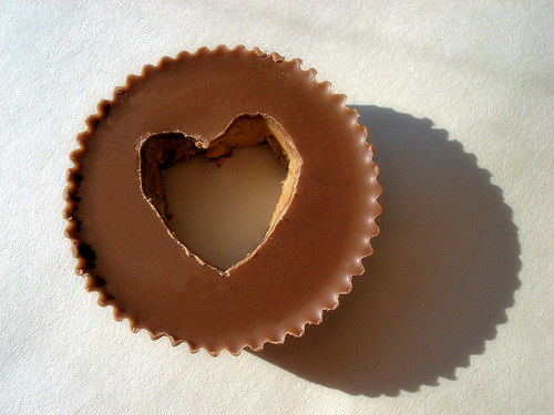 Peanut Butter Cup Heart | by Bob.Fornal