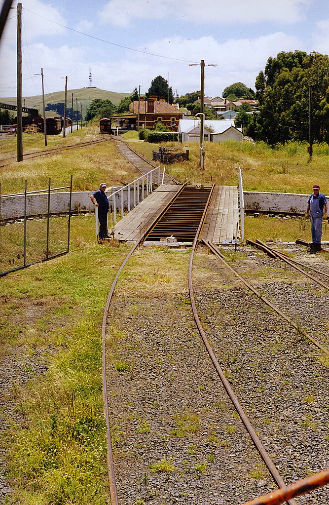 Australia - Rail - Korumburra by Chris&Steve