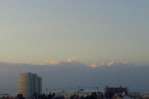 Vienen las nubes