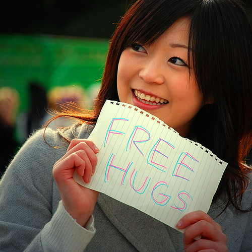 free 'sweet' hugs | by j3ssl33