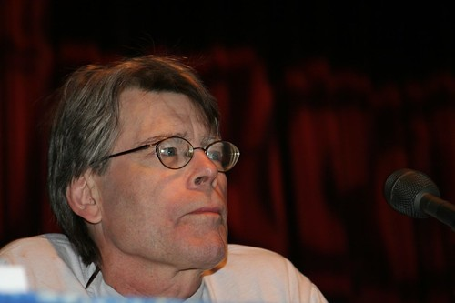 stephen king | by pinguino