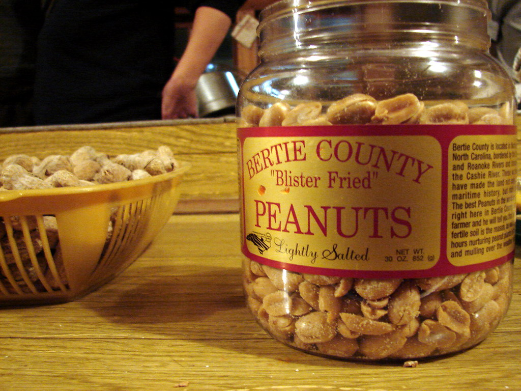 Best Peanuts in the World!