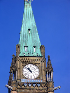 Peace Tower Clock | by jpctalbot