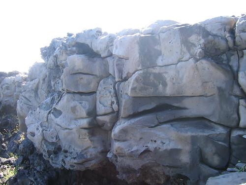 Layers of lava rocks @ La Réunion   by Simon-And-You