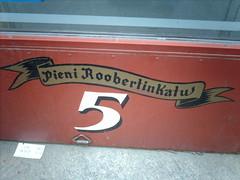 Pieni Roobertinkatu 5   by hugovk