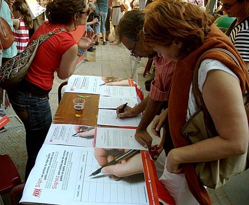 [1 mei ABVV Brussel] Solidariteit met mensen zonder papieren