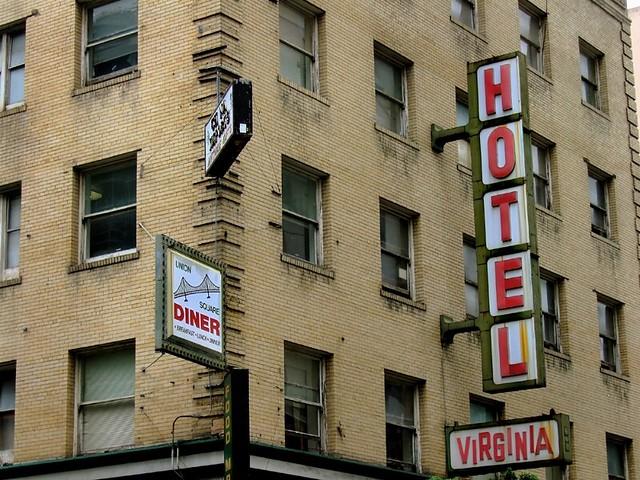 Virginia Hotel,  San Francisco