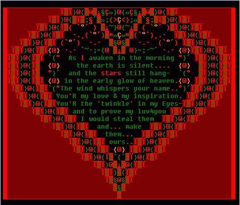 Hearth ascii How do