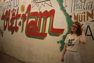 Fashion Revolution Inspired Seamwork Jane T-Shirt | by English Girl at Home