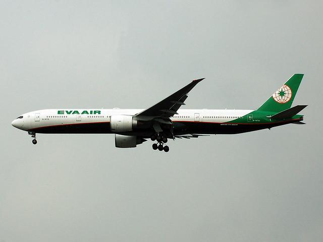 B-16712 Boeing 777-35EER of EVA Air
