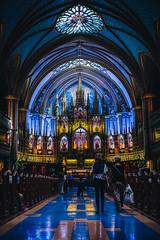 Basílica Notre-Dame de Montreal