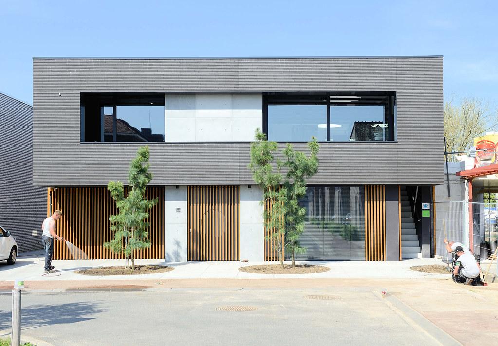 By Stadt + Land DSC_5837 Moderne Architektur / Wohnhaus In Roermond. | By  Stadt + Land