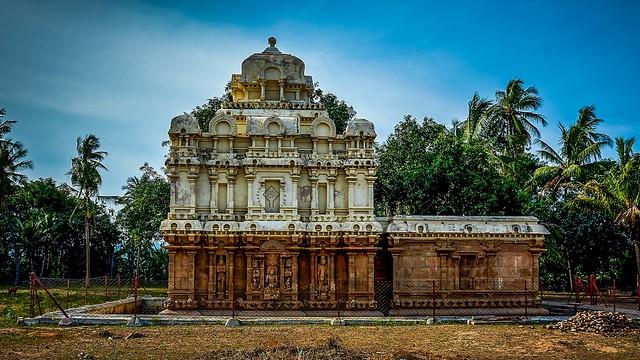 Koranganathar Temple -Srinivasanallur -Thottiyam Tehsil-Tiruchirapalli -Tamilnadu.