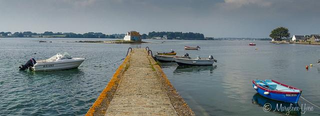 panorama Etel Morbihan