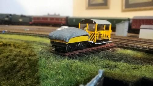 Wickham Trolley with Lead Load Cover - 1 | by jeffrey.lynn