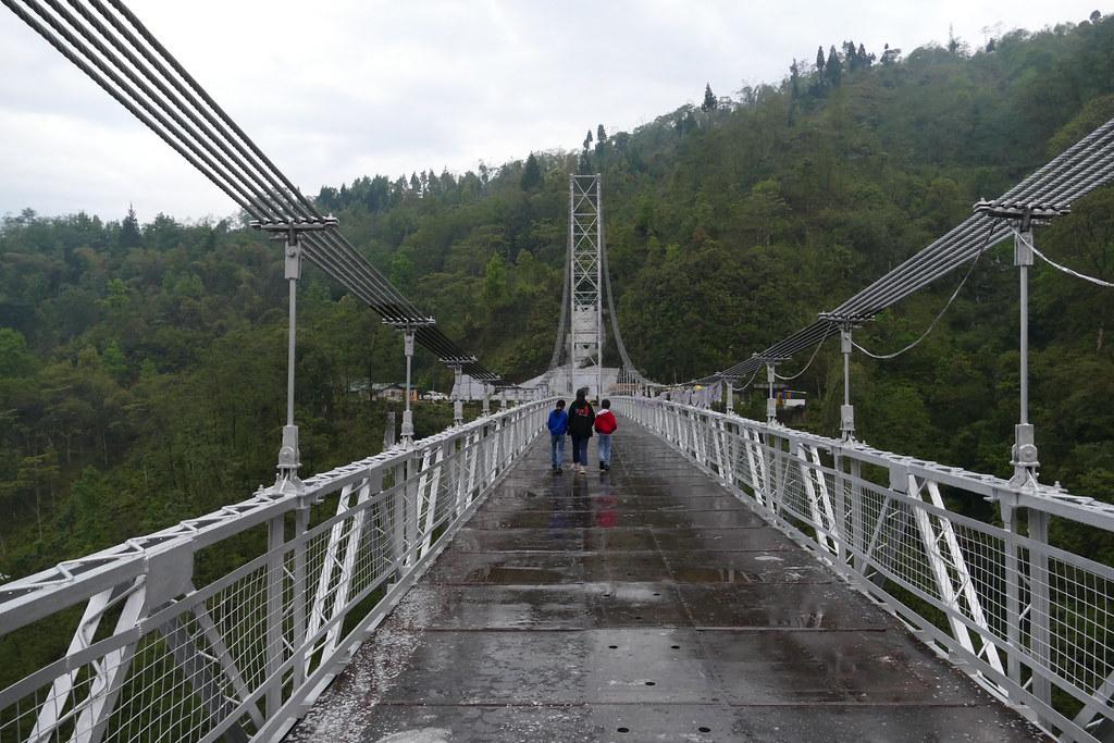 Singshore Bridge (near Dentam & Pelling)
