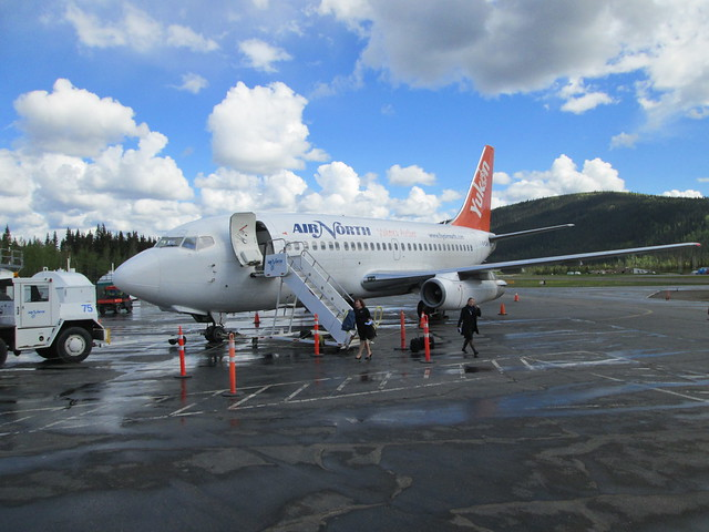 Air North Boeing 737-200