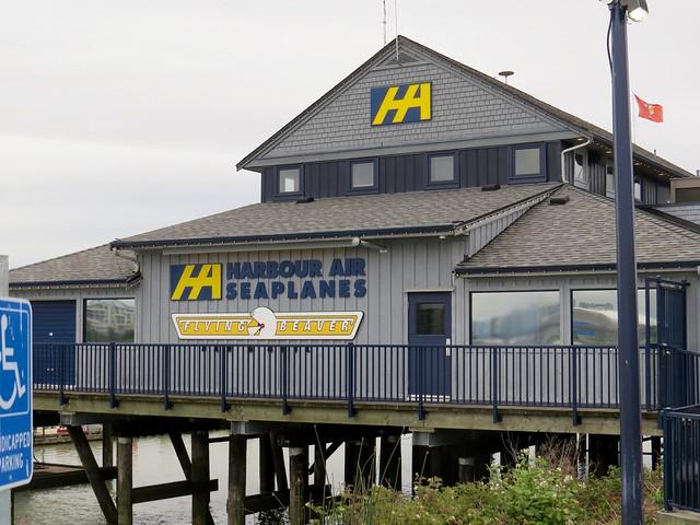 Harbour Air/Flying Beaver Pub