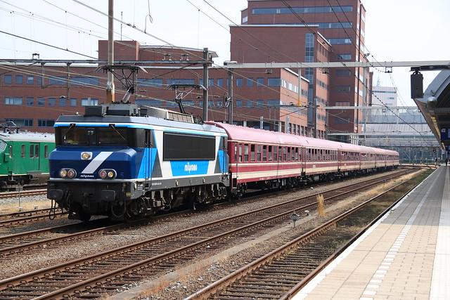 Railpromo RFS 101001 met Partyzug