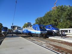 20161011 12  AMT trains, Gare Lucien-L'Allier