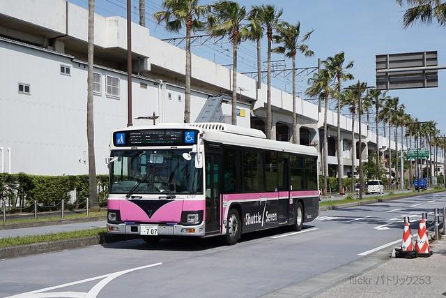 京成バス Keisei Bus E707