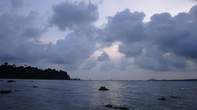 Living shores of Pulau Sekudu, Jun 2018