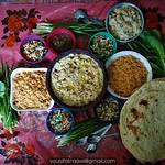 Yemeni lunch وجبة غداء يمنية