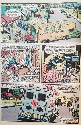G.I.Joe Issue 30 Surveillance | by yorktownjoe