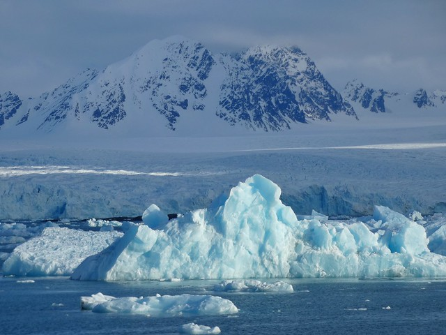 El 31 de octubre de 2020 hablamos sobre Antártida en El Galeón de Manila