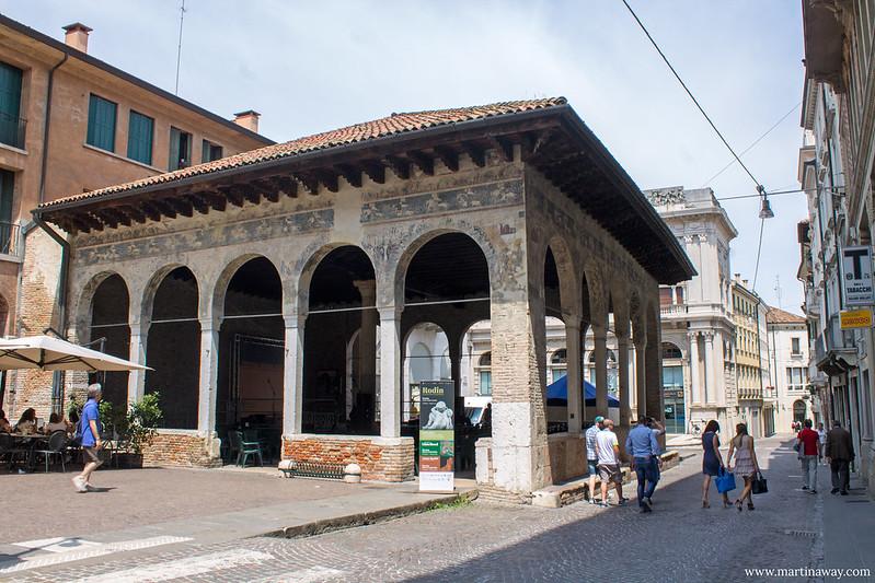 Loggia dei Cavalieri, Treviso cosa vedere