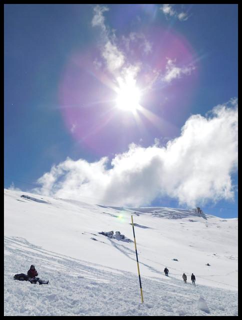 Cerro Catedral. Bariloche