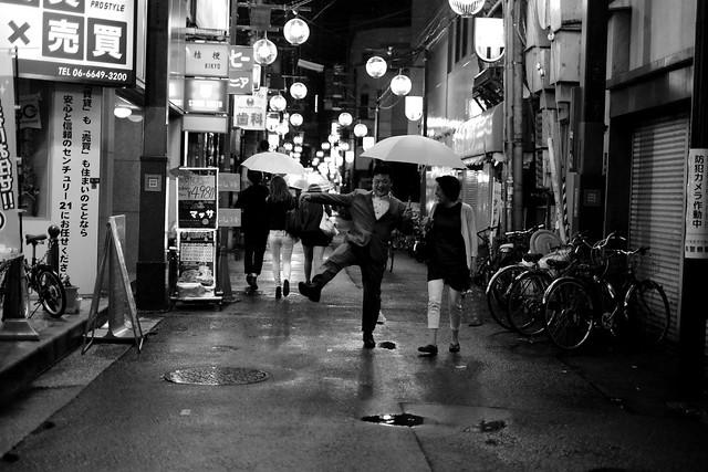 Namba, Osaka [archives, re-edited]