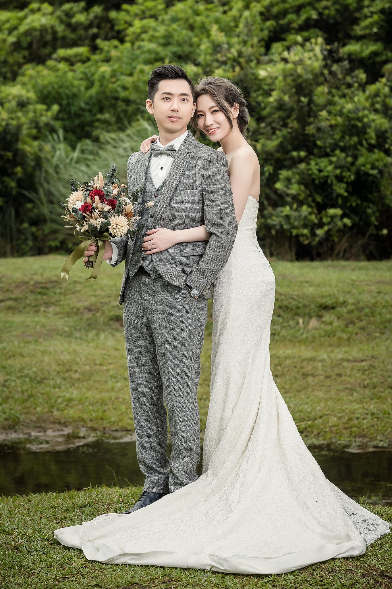 婚紗攝影 台北婚紗 陽明山婚紗