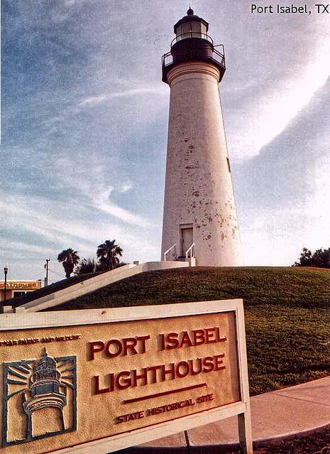 Port Isabel Light- Port Isabel TX 2
