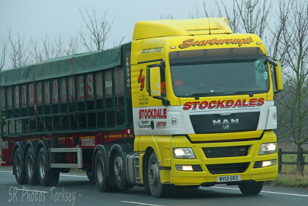 MAN Stockdales Limited NV12 GRZ | Stuart Rose | Flickr