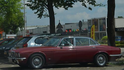 1978 Jaguar XJ12 07-XV-38   Vianen, 22 mei 2016 Datum kentek…   Flickr