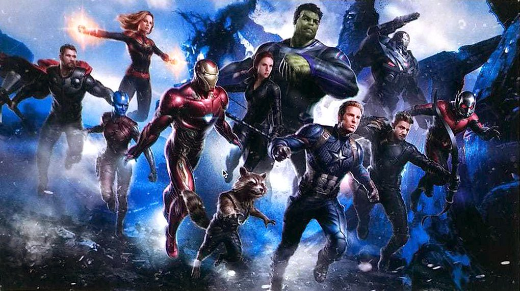 Who Makes Infinity >> Avengers 4 Concept Art LEAKED!!! | HOLY SHIT. WHERE DID ...