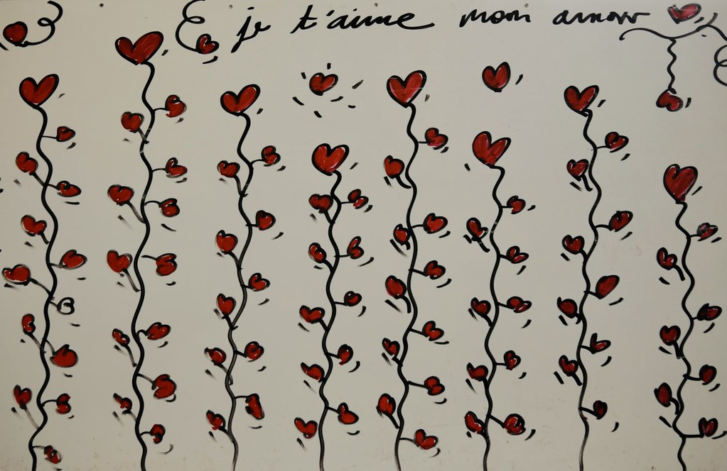 Je Taime Mon Amour Sybarts Flickr