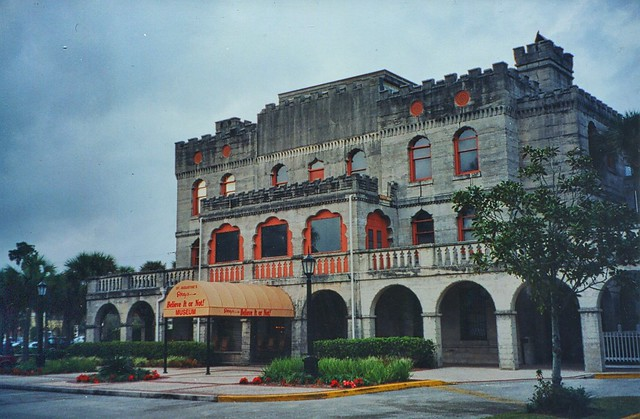 St Augustine  -  Florida  -  Former Warden Winter Home - Ripley's Believe It or Not Museum