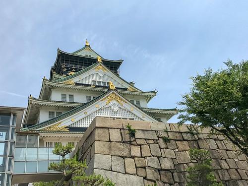 大阪城 (5 - 5)   by Sean-Su