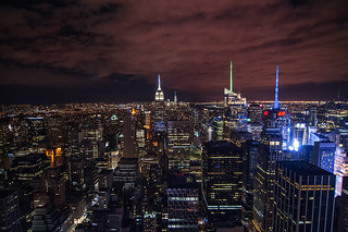 Top Of The Rock | by Brandon Godfrey