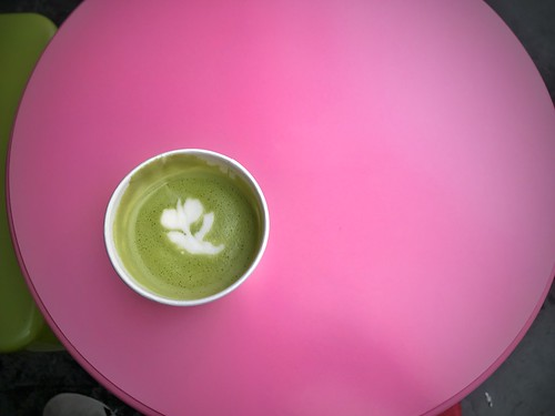 Matcha latte | by T.Tseng