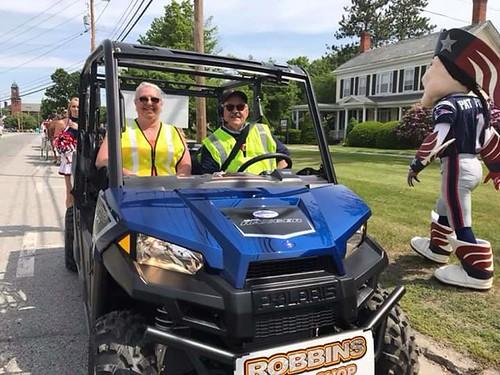 Alumni parade 2018 | by Sullivan County ATV Club