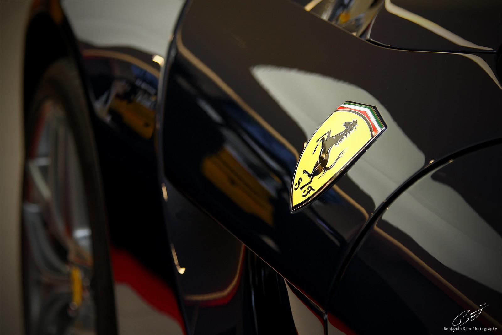 Ferrari F12 Shield